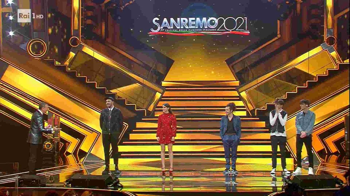 Sanremo 2021 scaletta venerdì 5 marzo