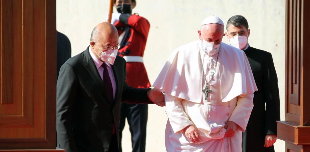 Discorso Papa Francesco a Baghdad