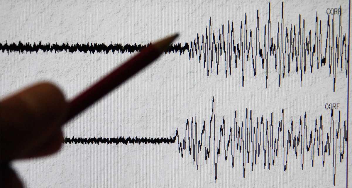 sciame sismico nel mare adriatico
