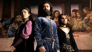Leonardo serie trama cast
