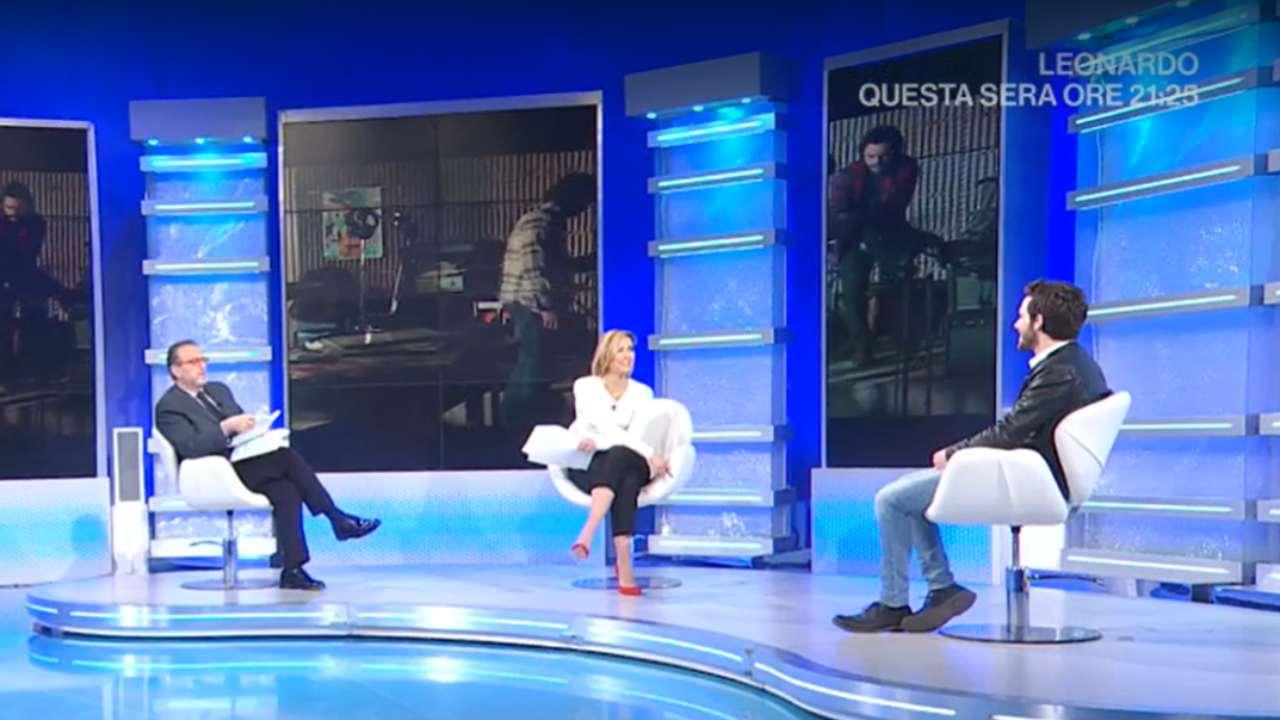 Alessandro Sperduti UnoMattina