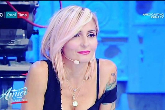 Veronica Peparini età