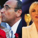 Carlo Conti moglie