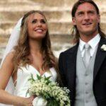 Francesco Totti e Ilary Blasi