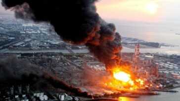 fukushima disastro nucleare