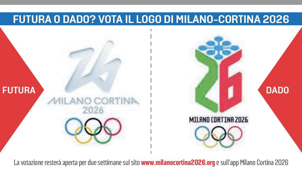 olimpiadi milano cortina 2026 logo