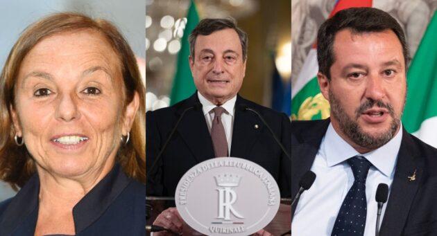Fuori Salvini
