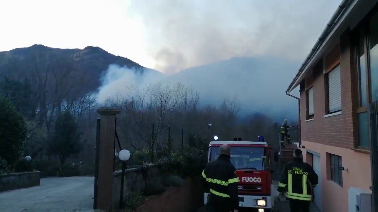 incendio Torino