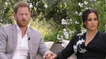 Meghan e Harry intervista