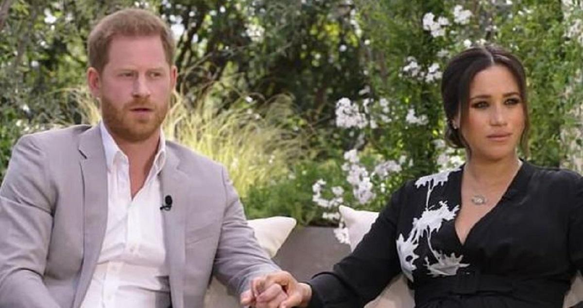 Meghan e Harry intervista
