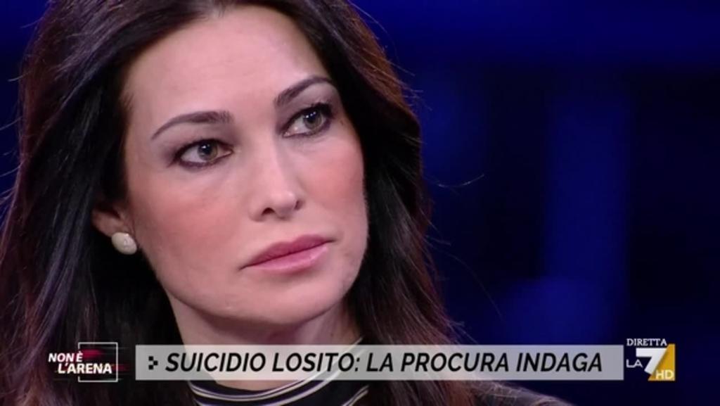 Manuela Arcuri Ares Gate