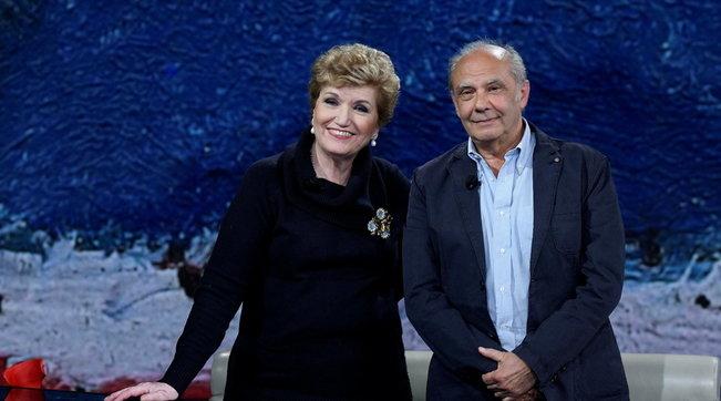 Mara Maionchi marito