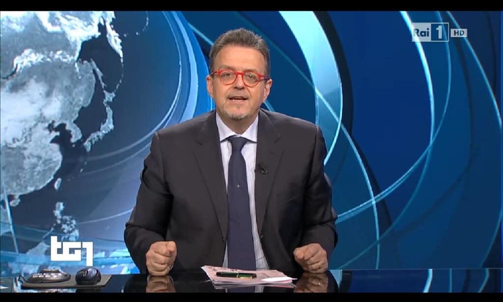 Marco Frittella giornalista Rai