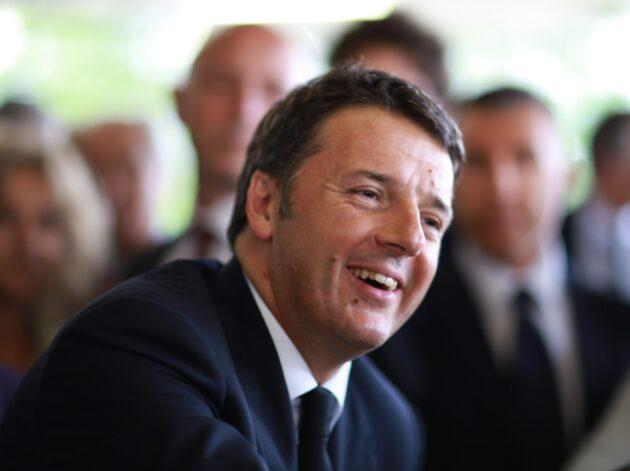 Renzi intervista