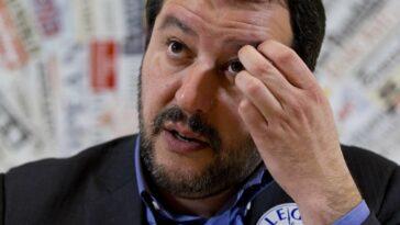 Salvini contro la stampa
