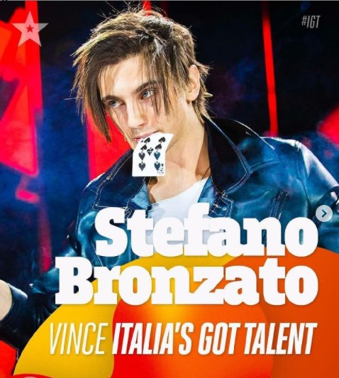 Italia's Got Talent 2021 vincitore