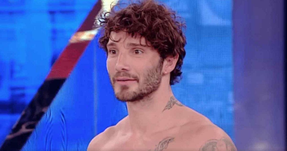 Stefano De Martino Amici 2020