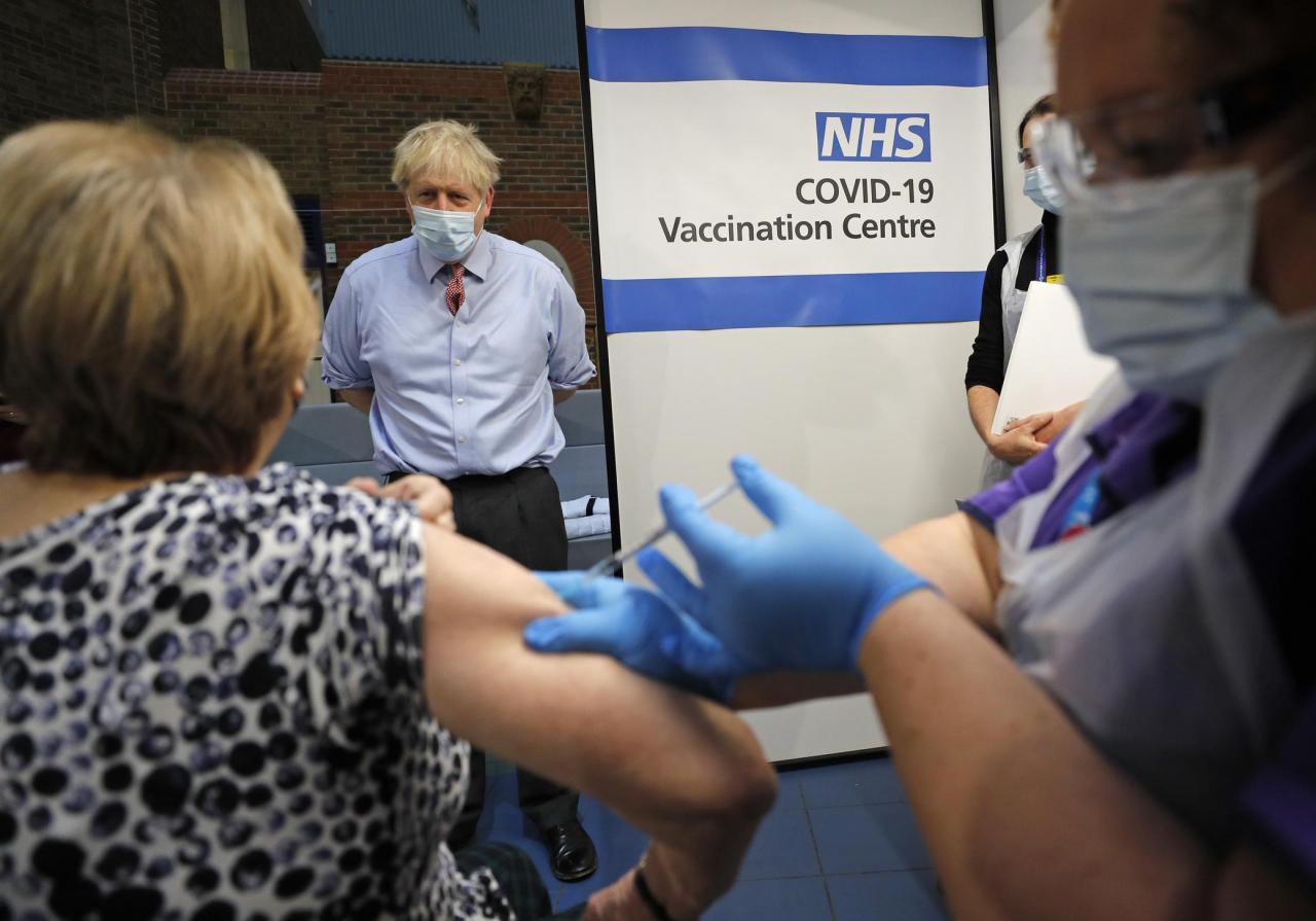 vaccino Pfizer in arrivo
