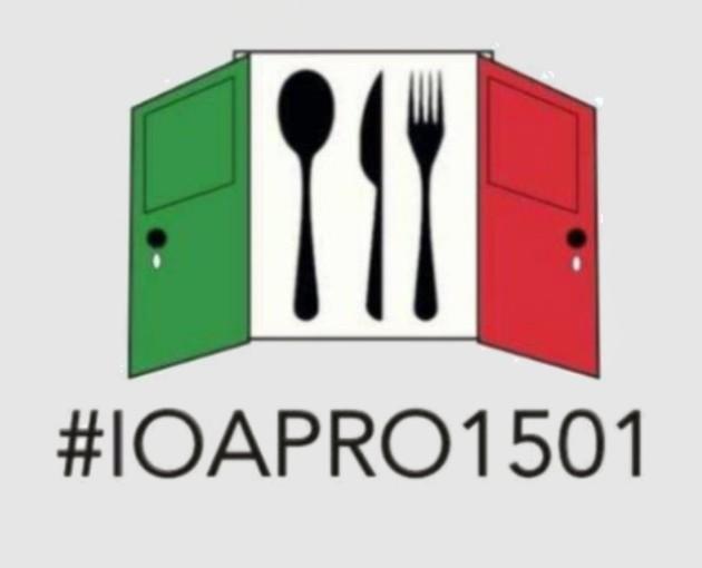 #IoApro diventa un marchio