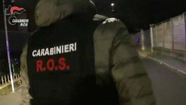 'ndrangheta in toscana