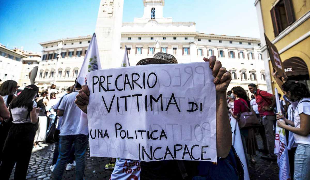 Gestire lavoro e disoccupazione in un'Italia post Covid