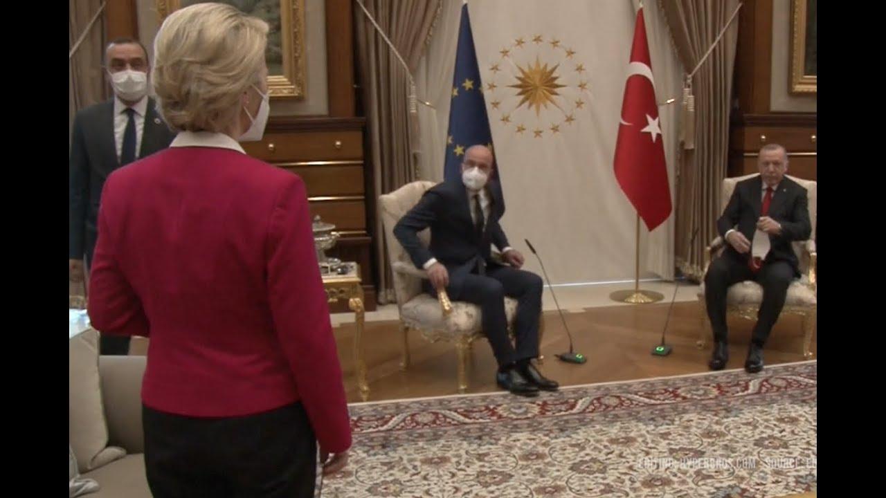 Draghi Erdogan dittatore