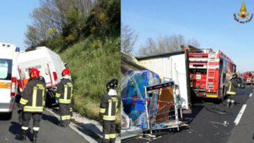 incidente roma a1