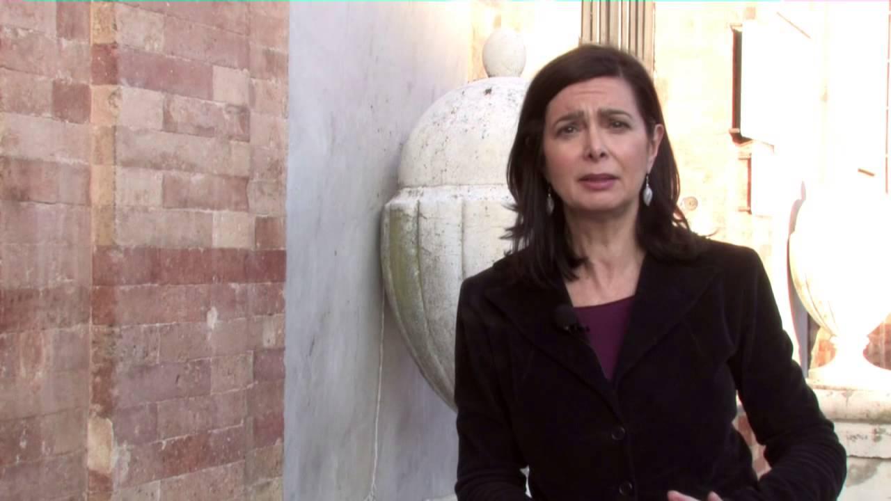 Laura Boldrini malata