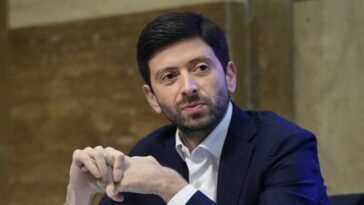 Roberto Speranza dimissioni
