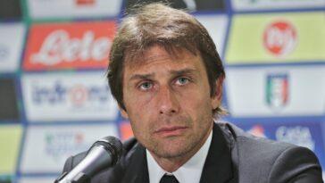 Antonio Conte lascia l'Inter