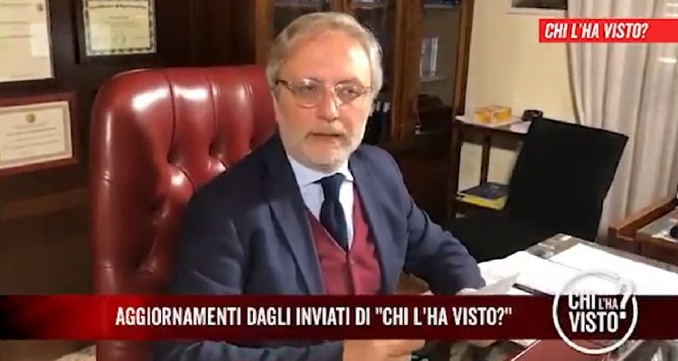 DENISE PIPITONE NUOVO TESTIMONE RIVELA QUATTRO ELEMENTI FINORA IGNOTI