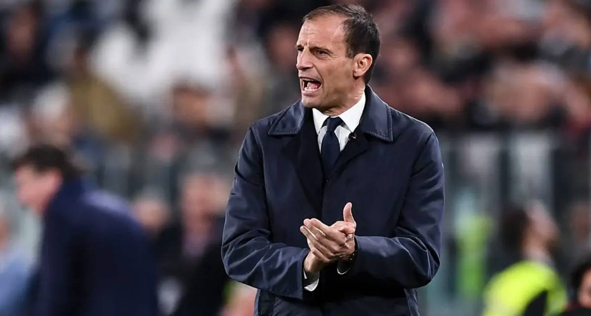 Massimiliano Allegri nuovo allenatore Juventus