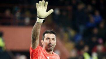 Gigi Buffon lascia la Juve