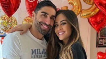 Giorgia Palmas e Filippo Magnini sposati