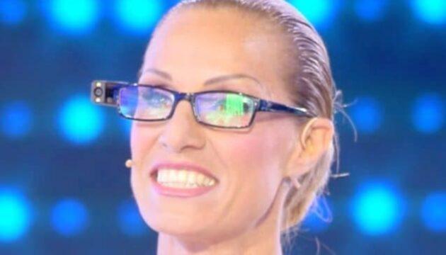 Annalisa Minetti occhiali