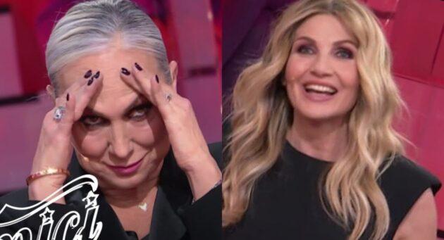 """""""Amici"""", Lorella Cuccarini svela in che rapporti è oggi con Alessandra Celentano"""