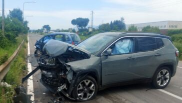 Ferentino incidente
