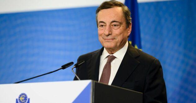 Mario Draghi Consiglio Europeo