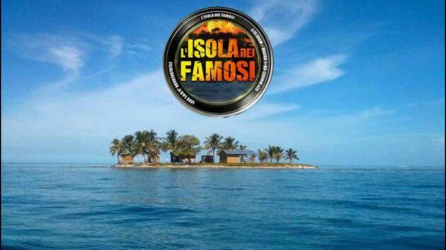 Ilary Blasi isola