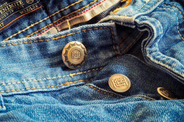 jeans lavaggio