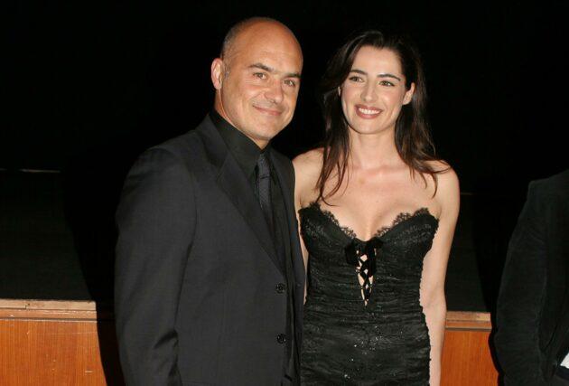 Luca Zingaretti moglie
