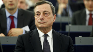 draghi stipendio