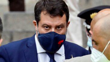 Salvini oggi Corriere