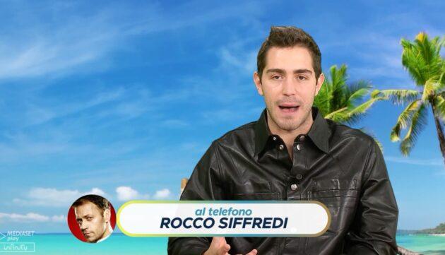Tommaso Zorzi e Rocco Siffredi