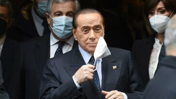 Silvio Berlusconi come sta