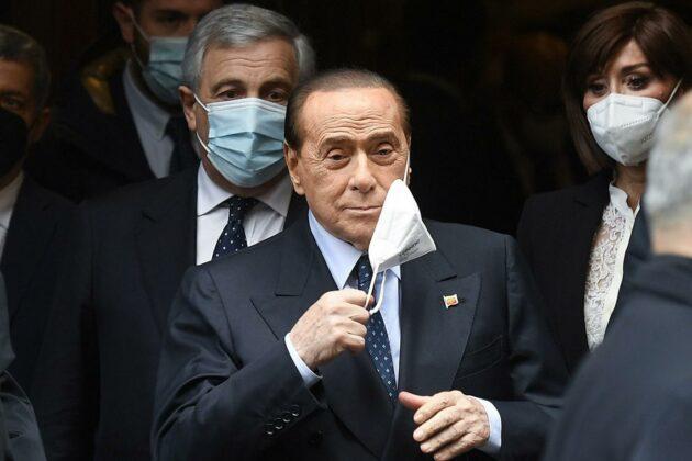 How is Silvio Berlusconi?
