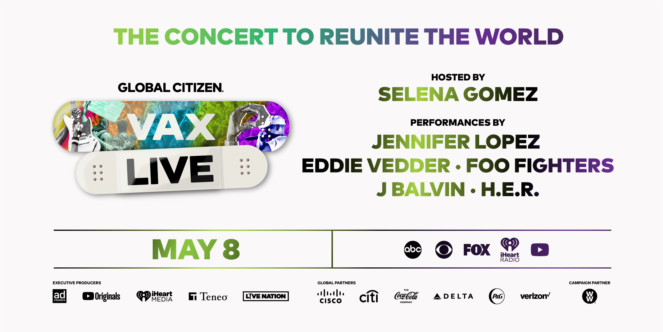 vax live concerto