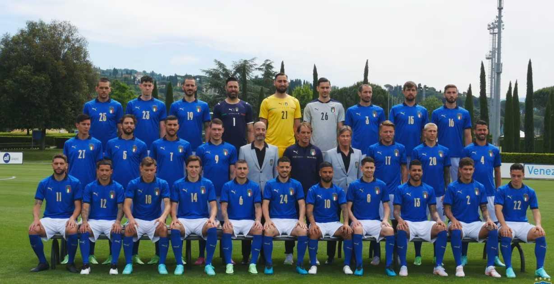 Euro 2021 convocati Italia elenco ufficiale e numeri di maglia