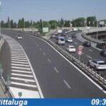 Autostrade in tempo reale oggi 14 giugno 2021