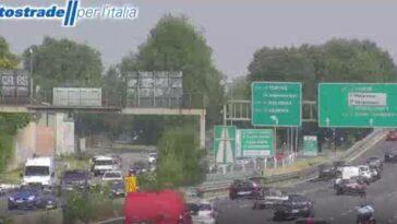 Autostrade in tempo reale oggi 18 giugno 2021